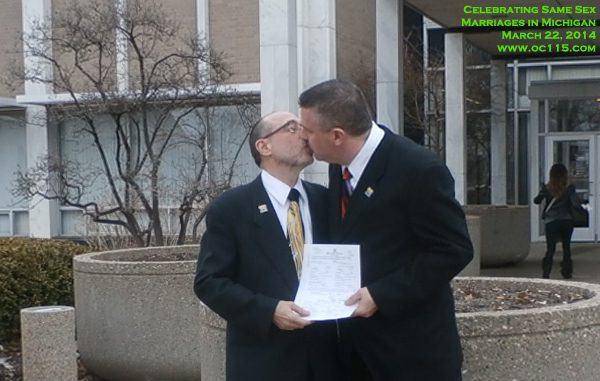gay marriages make them legal Some legal scholars and others are believe the constitution protects clergy from being required to officiate at marriages for same-sex couples and churches.