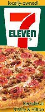711 ad pizza