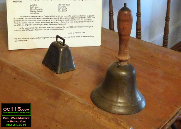 20150528_civil_war_muster_royal_oak_starr_house_antique teacher bell