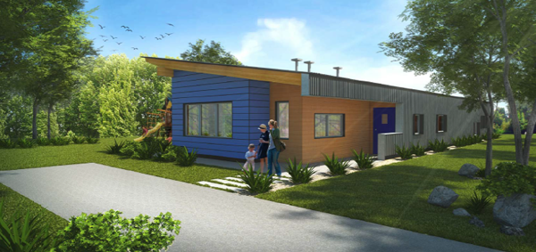 20160625_Habitat for Humanity Breaks Ground on Commerce Twp Home rendering