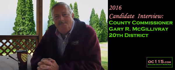 20160708_2016 Candidate Interview County Commissioner Gary R