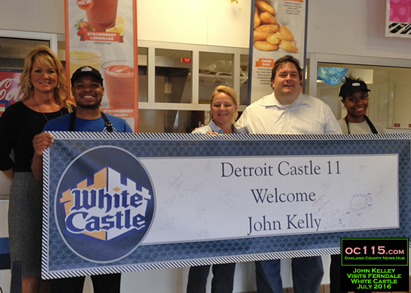 20160727_White Castle Celebrates 95 Years as Family-Owned Business with Ferndale Visit01