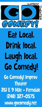 Go Comedy Ad Smurfy Blue