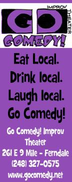 Go Comedy Ad grape