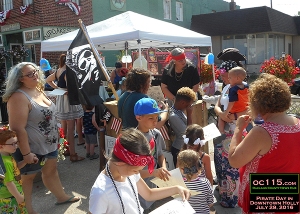 20160801_holly pirate day_ booth for the maps