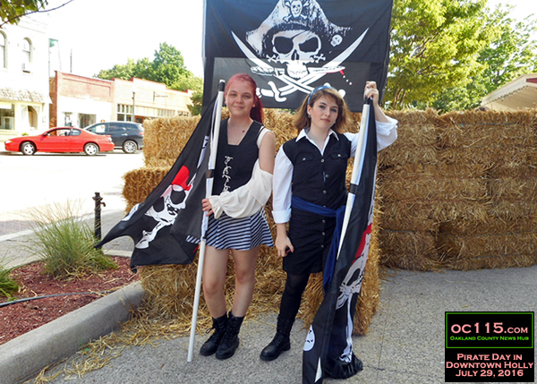 20160801_holly pirate day_ standing tall with pirate flags