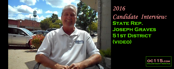 20160904_candidate interview joseph graves 51 state rep TITLE