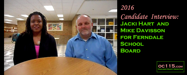 20161003_candidate-interview-jacki-hart-and-mike-davisson-ferndale-schools