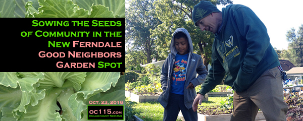 Sowing the Seeds of Community in the New Ferndale Good Neighbors ...