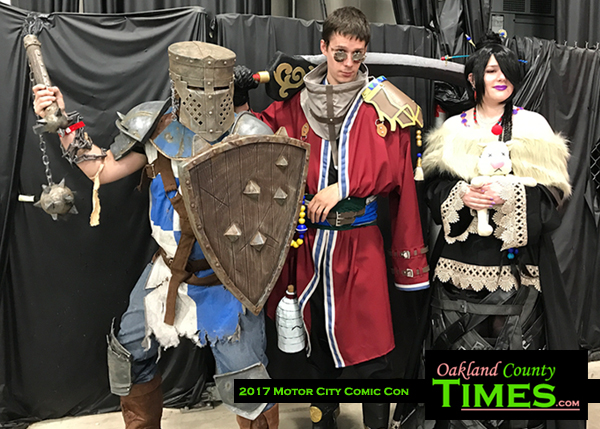 Three Sides To The Motor City Comic Con Story The