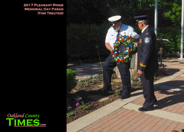2017 Pleasant Ridge Memorial Day Pictures The Oakland