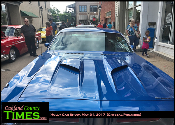 Wednesday Nights Are For Classic Cars In Downtown Holly Oakland
