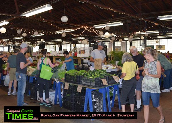The Best Of Michigan And Beyond At Royal Oak Farmers