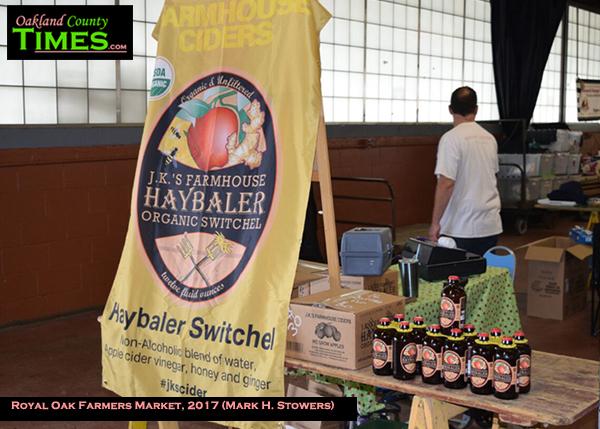 Royal Oak Farmers Market