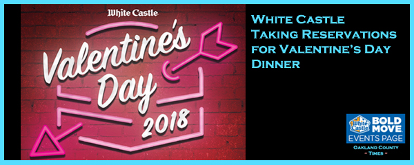 white castle taking reservations for valentine's day dinner | the, Ideas